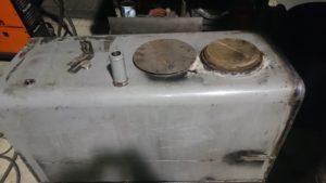 Oprava nádrže