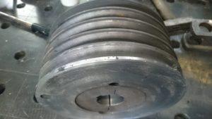 renovácia prevodových kolies