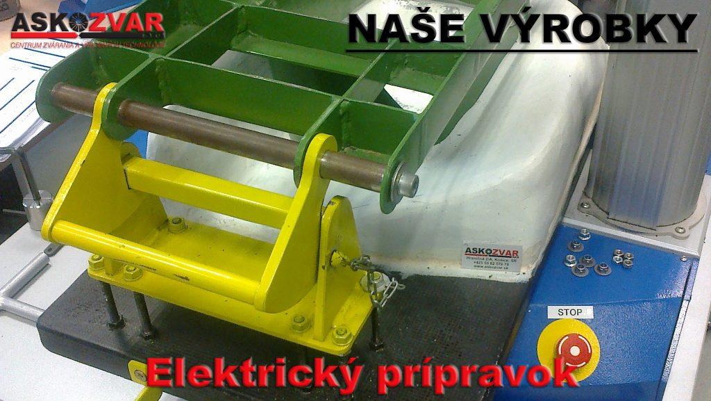 Elektrický prípravok