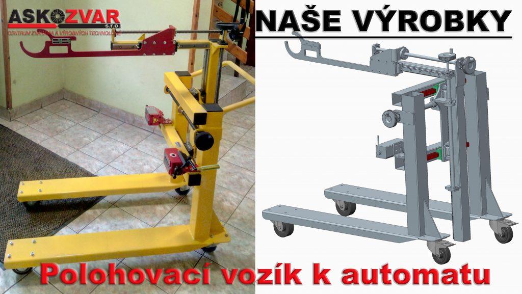 Polohovací vozík k automatu_12