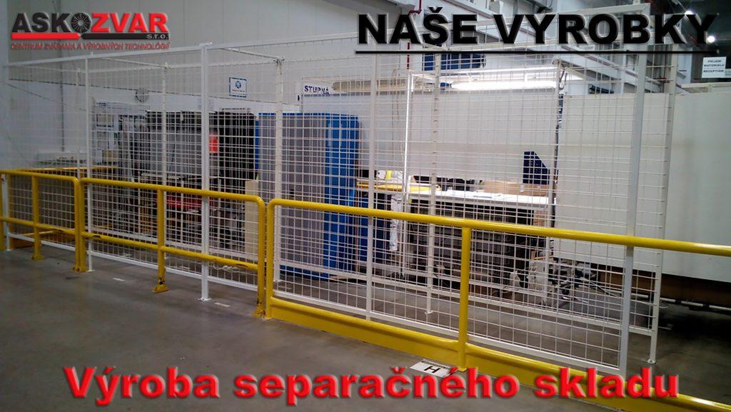 Výroba separačného skladu_13